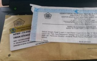 Lama Pengiriman NPWP Lewat Pos Berapa Hari Ya Kira-kira?