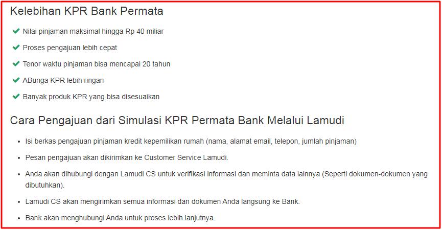 Syarat Pengajuan Pinjaman Bank Permata Jaminan Sertifikat Rumah